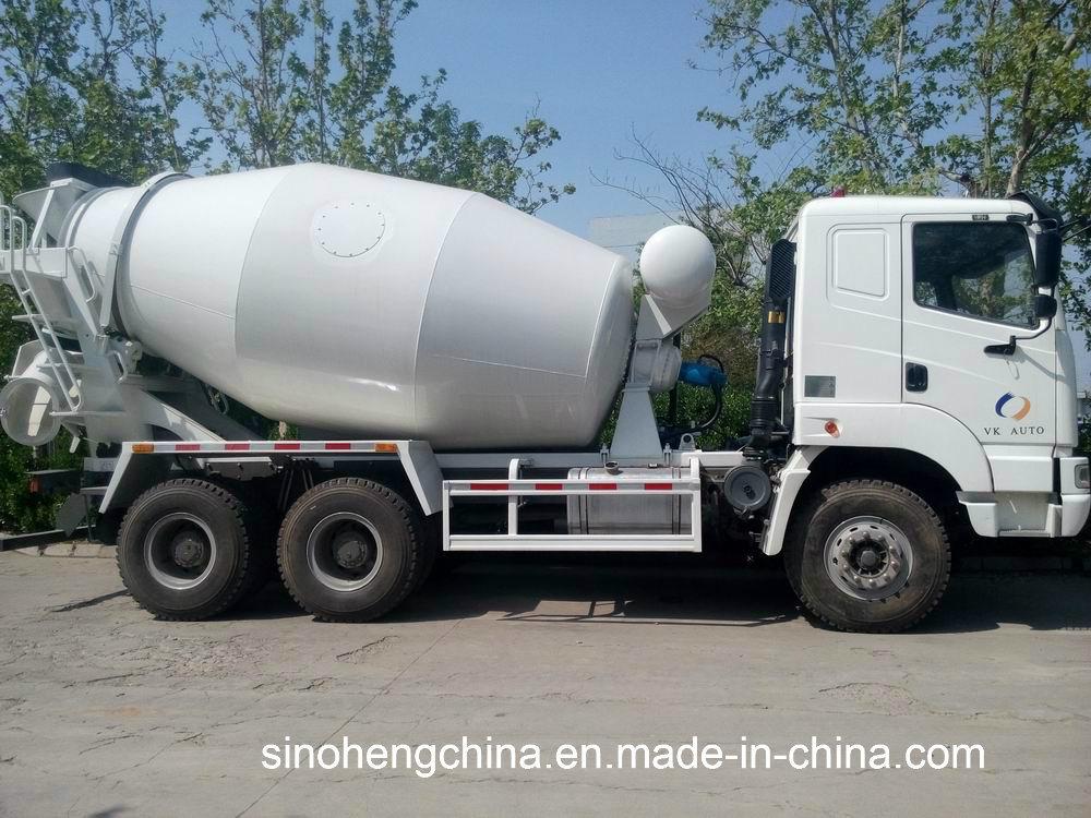 Sinotruk (CNHTC) HOWO 8m3 Mixer Truck Zz1257n3641/Noba
