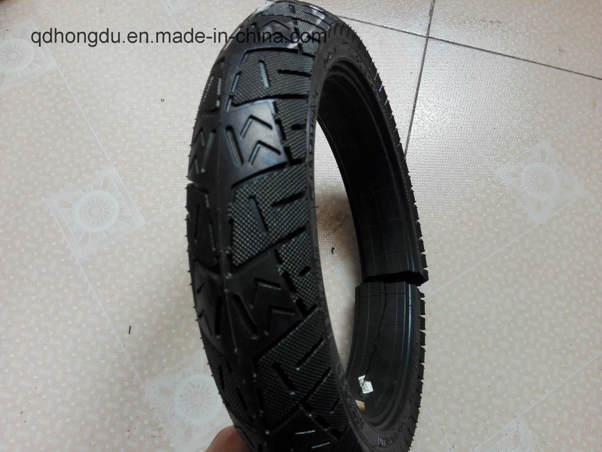 High Performance Tube Tyre Whith Rubber Material