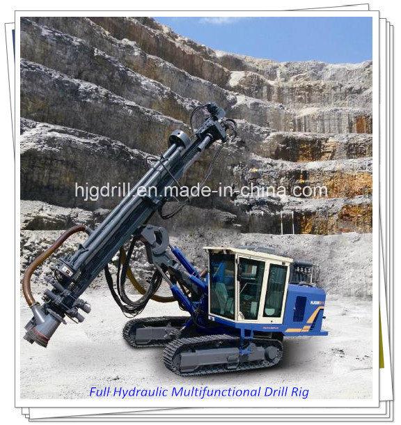 Full Hydraulic Multifunctional Drilling Rig