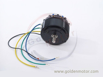 5kw Electric Car Conversion Kit 48V /72V /96V BLDC Motorbike Motor/MID Drive Motor with Ce Certificate