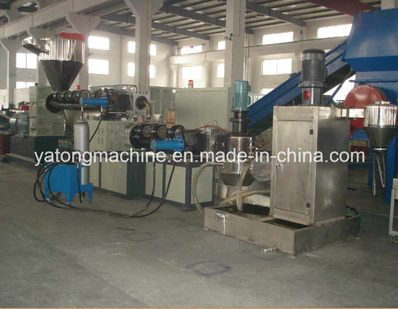 Film Double Stage Granulating Line