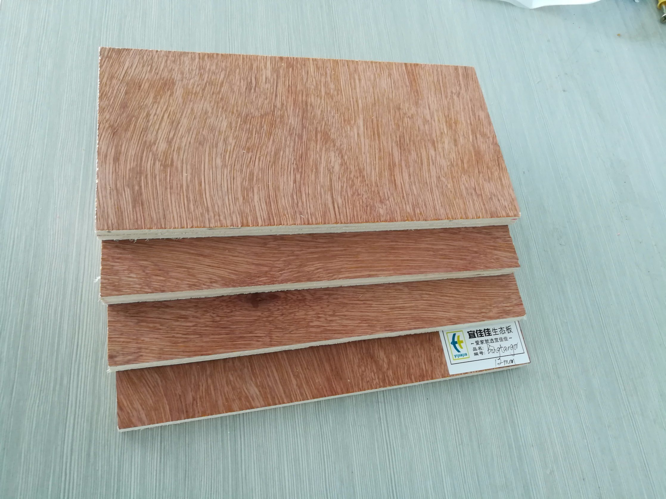 18mm Bintangor Face E2 Glue Combi Core Plywood