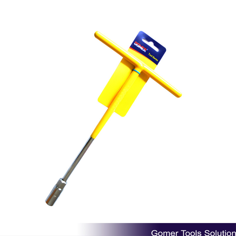 Dipped Handle T-Socket Wrench (T01220)