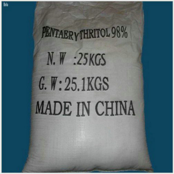 China Best Supplier Pentaerythritol 98min
