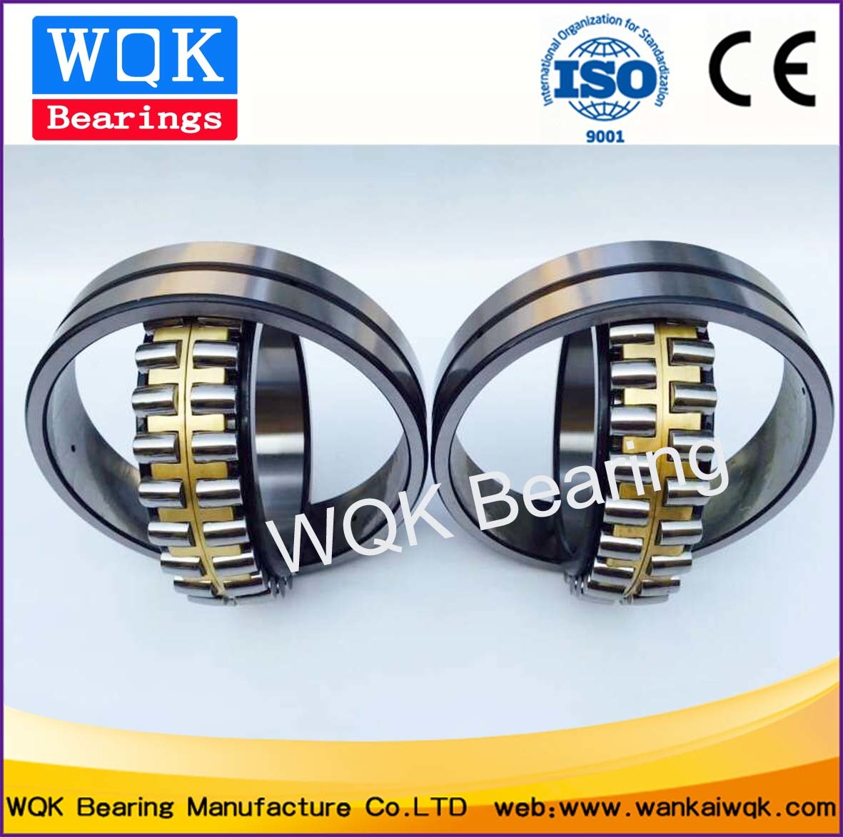 High Quality Rolling Bearing 23036 MB C3 ABEC-3 for Rolling Mill Bearing