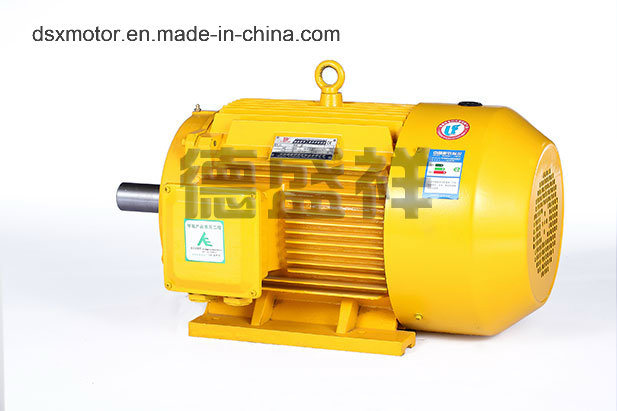 Ie3 Efficiency 2.2kw Three Phase Asynchronous Electric Motor AC Motor