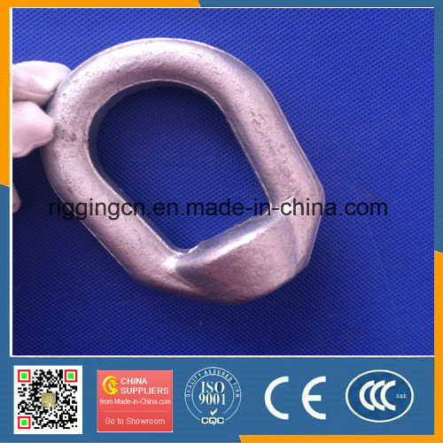 Galvanized Lifting Eye for Eye /Eye Swivel G400