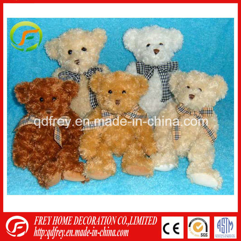 Promotional Gift Toy of Plush Teddy Bear with CE