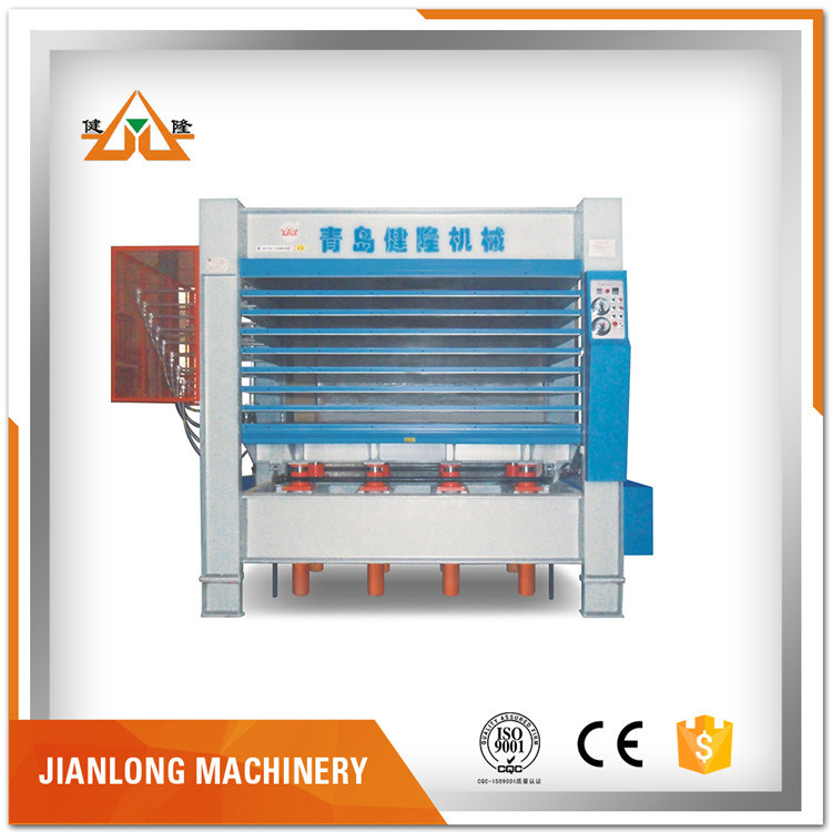 Woodworking Hot Press Machine  (BY214X8/16 (3) H)