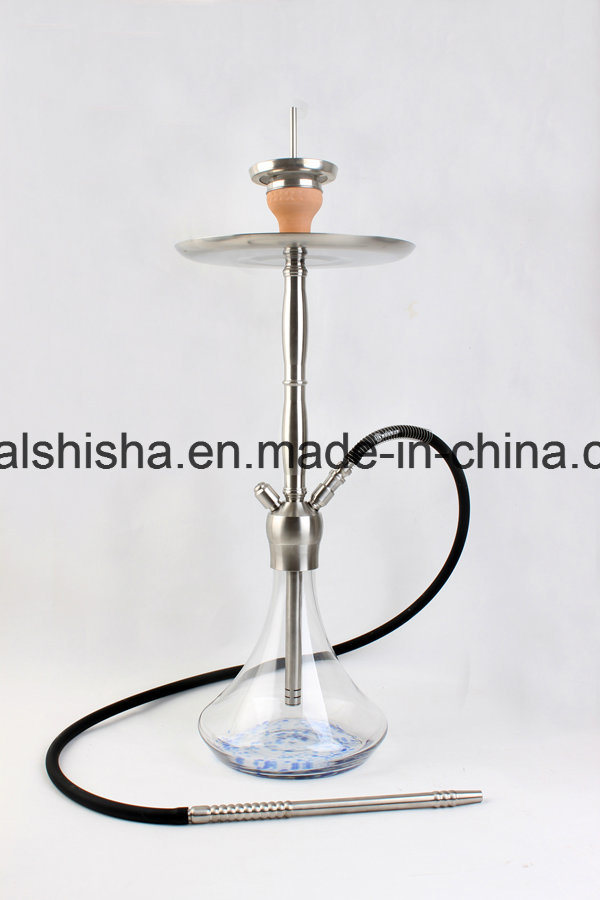New Design Good Quality Stainless Steel Germany Hookah Shisha