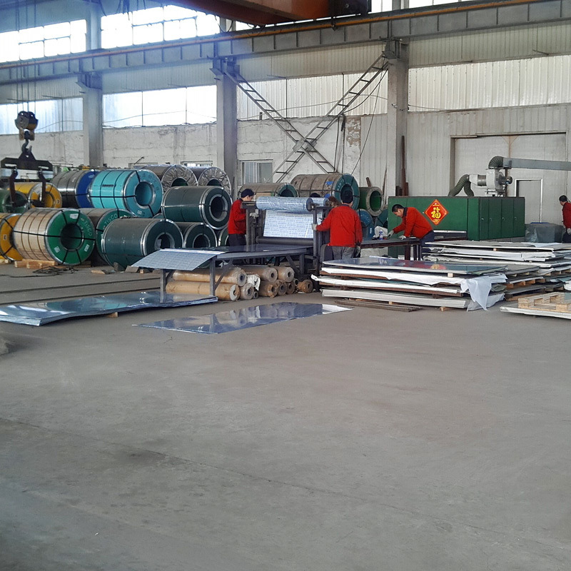 Stainless Steel Plate (HOT)