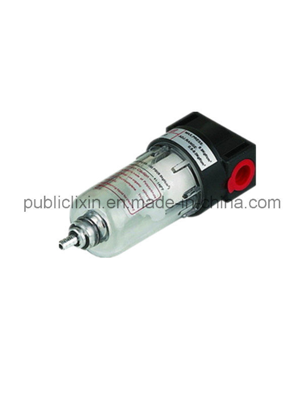 High Quality Air Source Treatment Unit Af/Bf Pneumatic Water Filter
