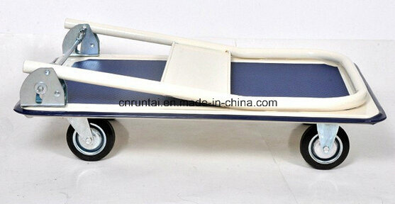 Four Wheels Good Function High Quality Capacious Platform Hand Truck (pH150)