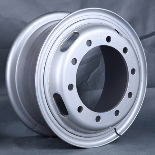 17.5X6.75 19.5X6.00 Tubeless Steel Wheel Rims (17.5X6.00)