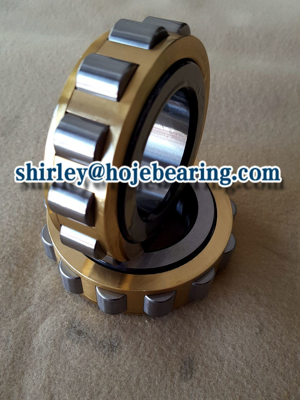 Single Row Open Type Cylindrical Roller Bearing Nj207 Nj2207 Nj307 Nj2307 Nj407