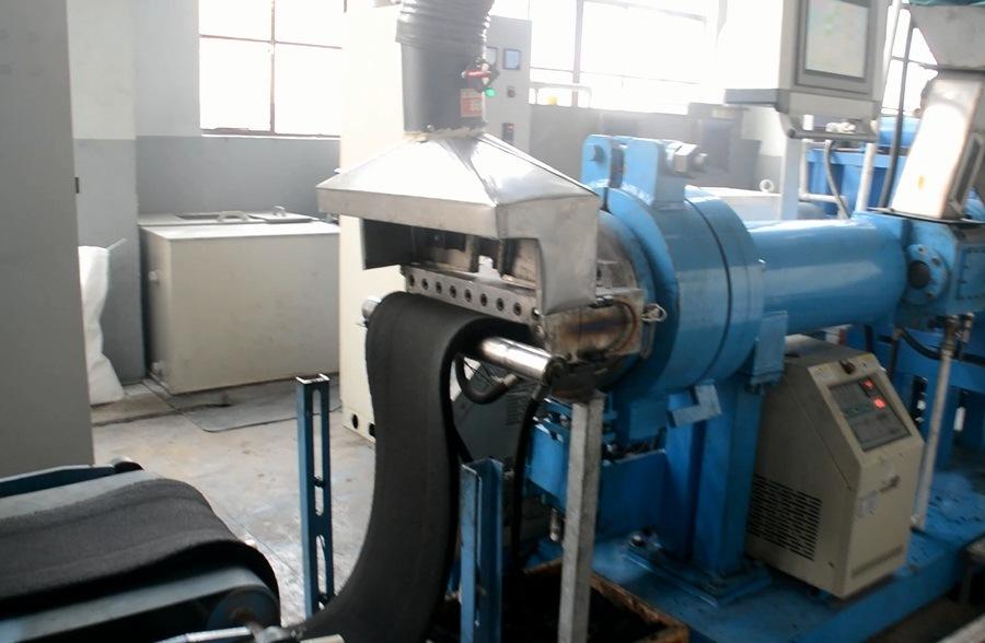 Waste Rubber Regeneration Production Line