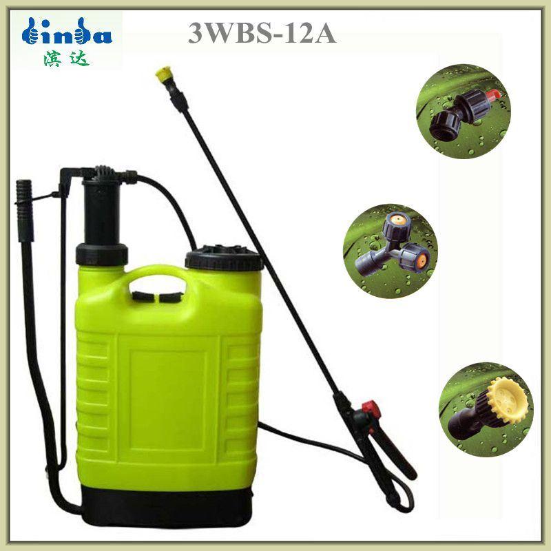 12L Hand Agricultural Pressure Knapsack Sprayer