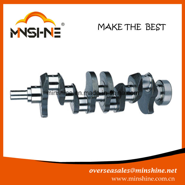 Isuzu 4ja1 Crankshaft for Pickup