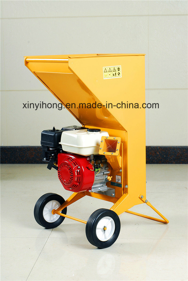 Ce Approval Wood Chipping Machine, Wood Chipper Shredder, Wood Chipper