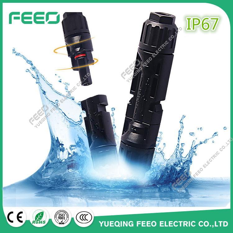 Hot Sale Photovoltaic 30A 1000V Mc4 Connector