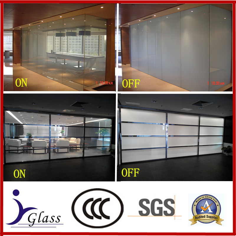 Hot Sale Self-Adhesive Smart Glass Manufacture