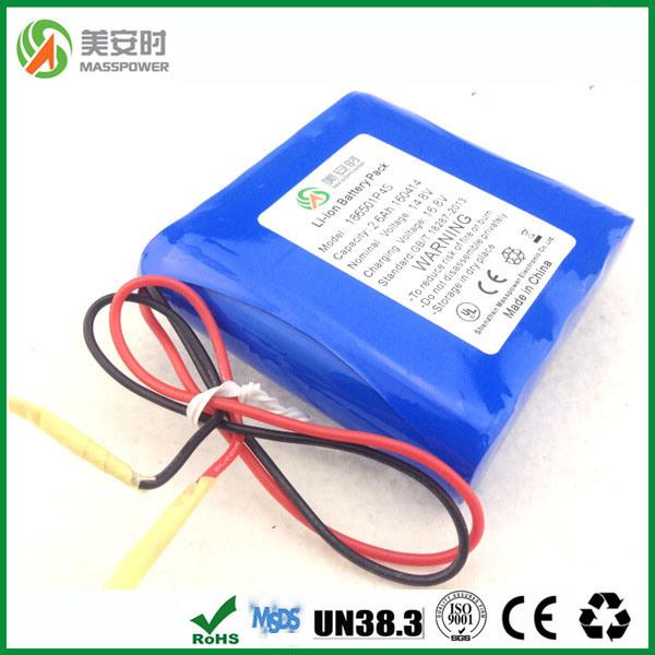 Top Factory 2600mAh 14.8V Battery Pack