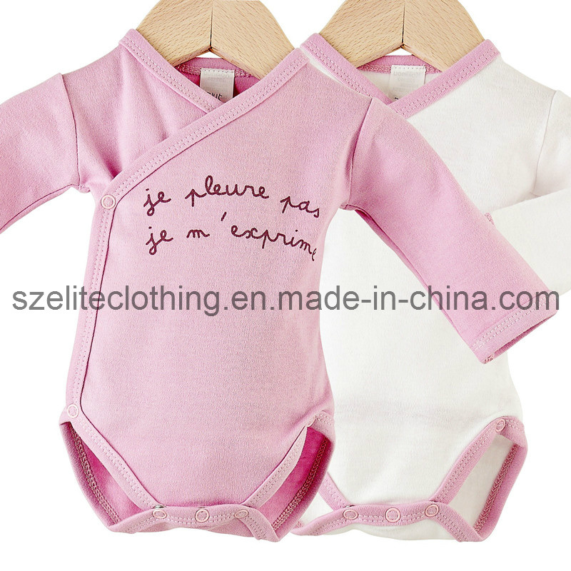 High Quality Cotton Baby Pajamas (ELTCCJ-84)