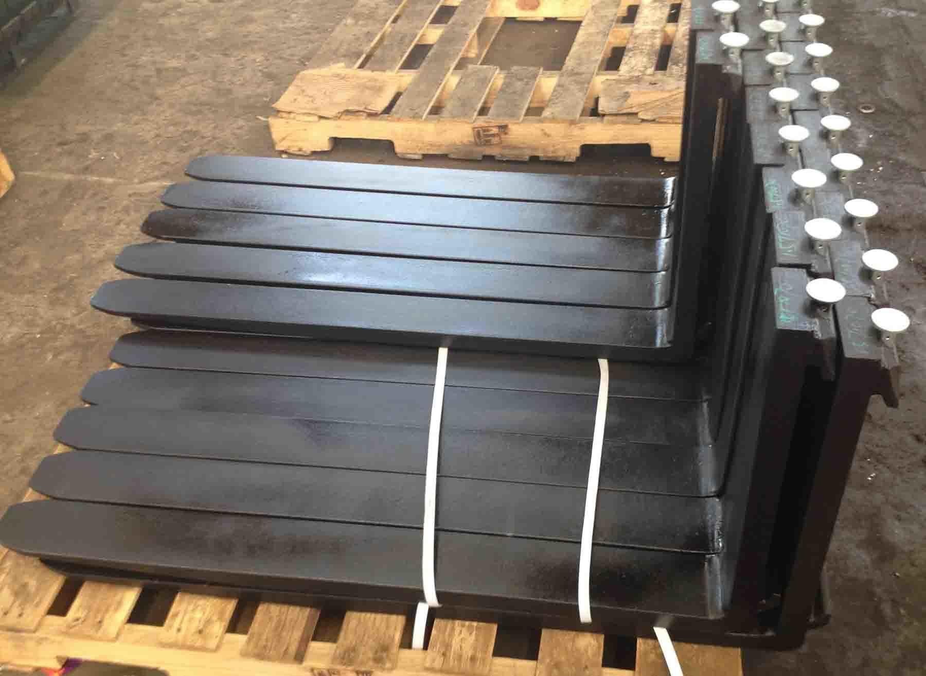 1-8t Forklift Forks I. T. a. Forks - Hook Type Fork
