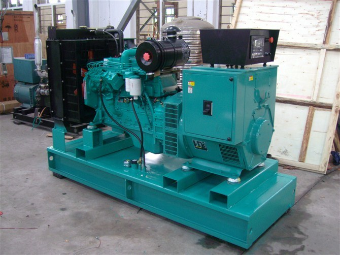 Cummins Engine Power Alternator Electrical Diesel Generator Set