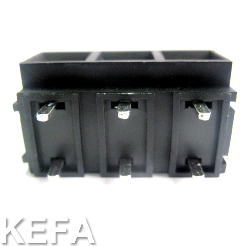 PCB Screw Terminal Block for Wire to Board Connection with Shunt Slot Application for Solar Panel