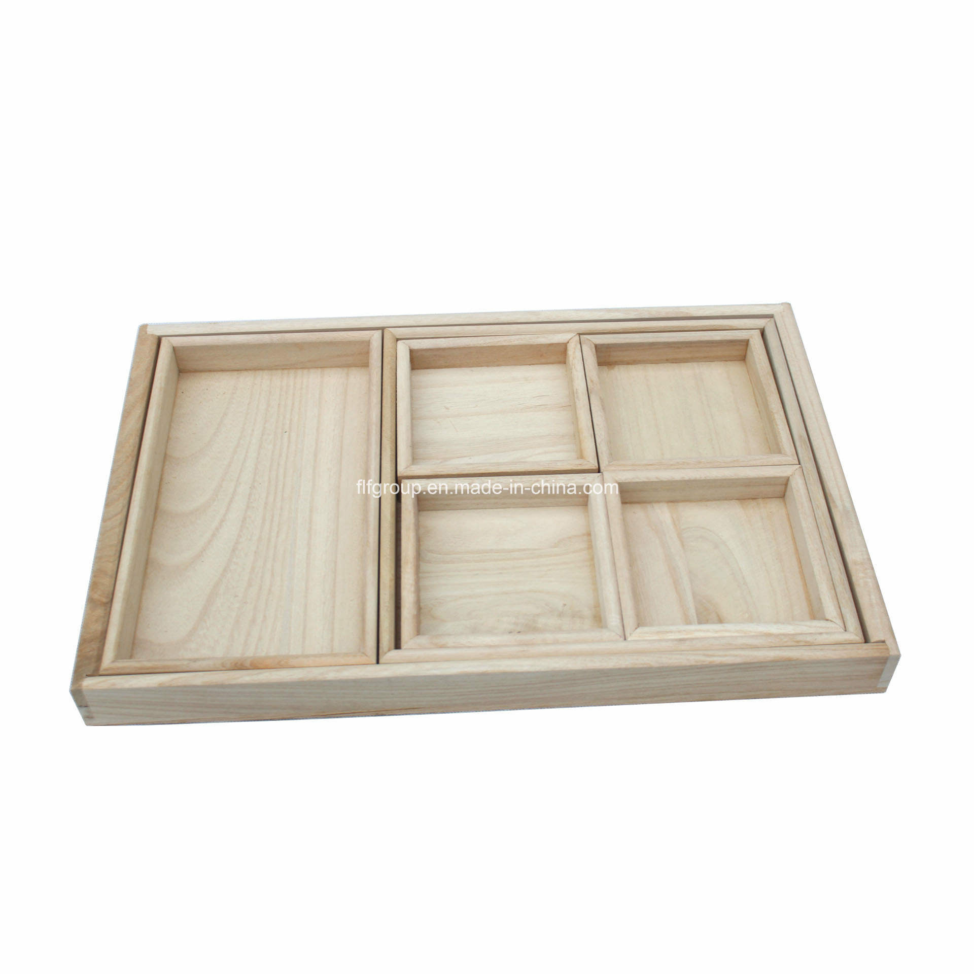 Eco-Friendly Customized Gift Box Wooden Box for Display