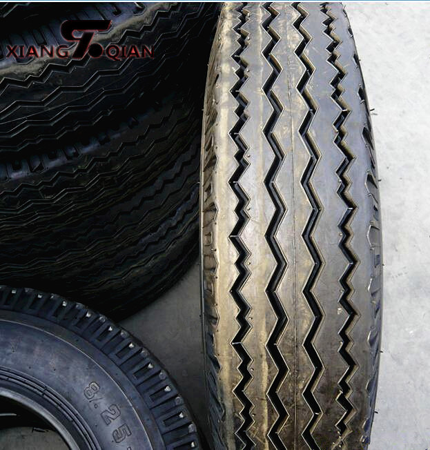 600-14 Lug/Rib Front Tractor Tyre