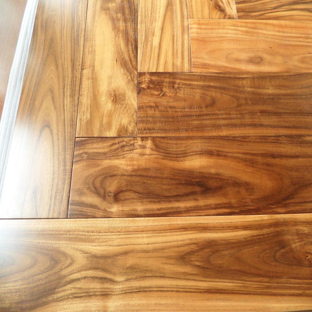 Prefinished UV Oil Acacia Engineered Wood Flooring (EA-15)