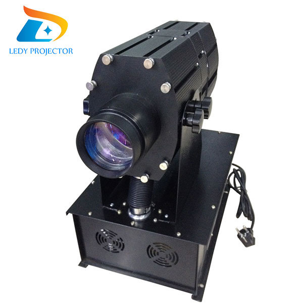 High Power Logo Gobo Projector with Large Image Outdoor Advertising