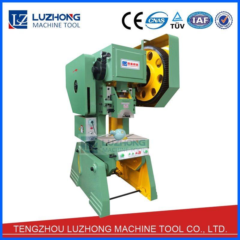 Open Type Tiltable Punch Press Machine (Punching Press JB23-80 JB23-100)