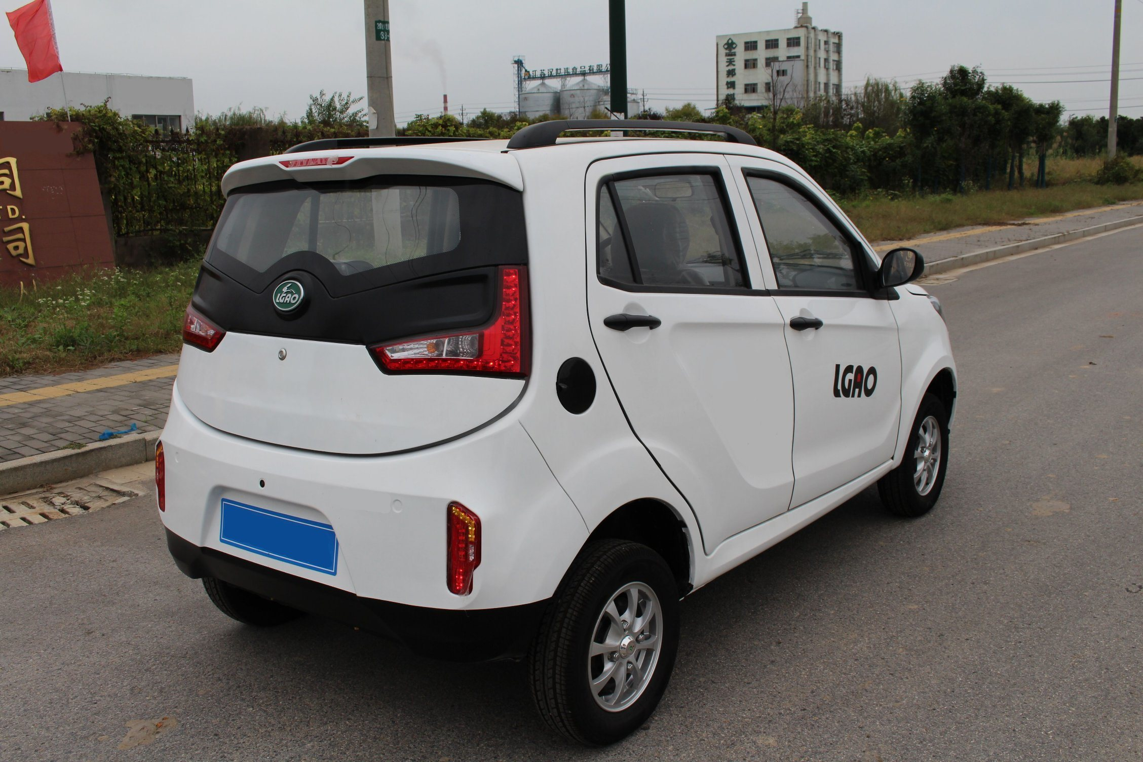 A5 Electric Street Car of 5 Seaters