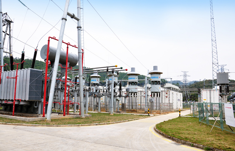 Thyristor Controlled Reactor, SVC