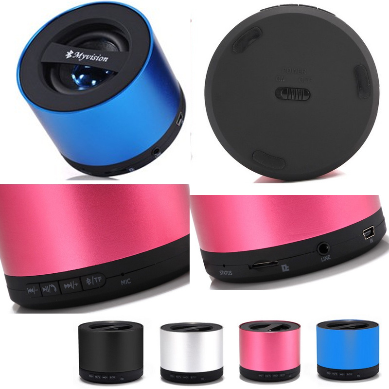 Mini Wireless Bluetooth Speaker Promotional Gift (N9)