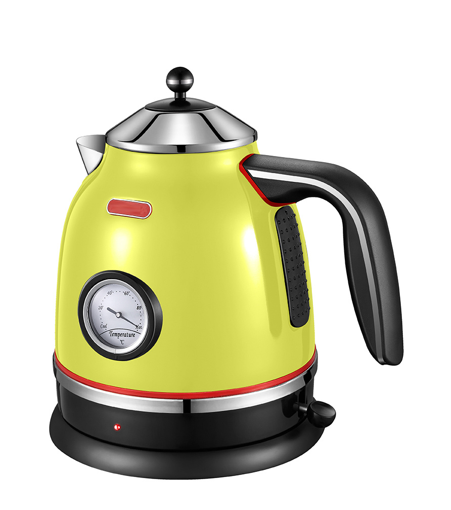 Hot Sale Factory Price Stainless Steel Electric Kettle
