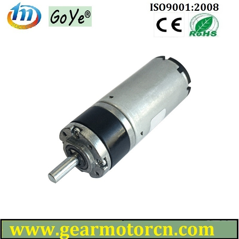 22mm Diameter for Medical Equipment and Apparatus 12-28VDC Planetary Gearbox Motor