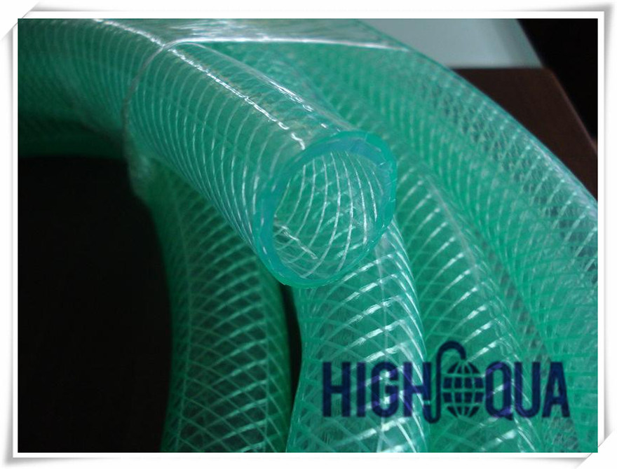 Non-Smell PVC Hose for Fiber / Steel Wire / Spiral Reinforced, High Quality PVC Suction Hose