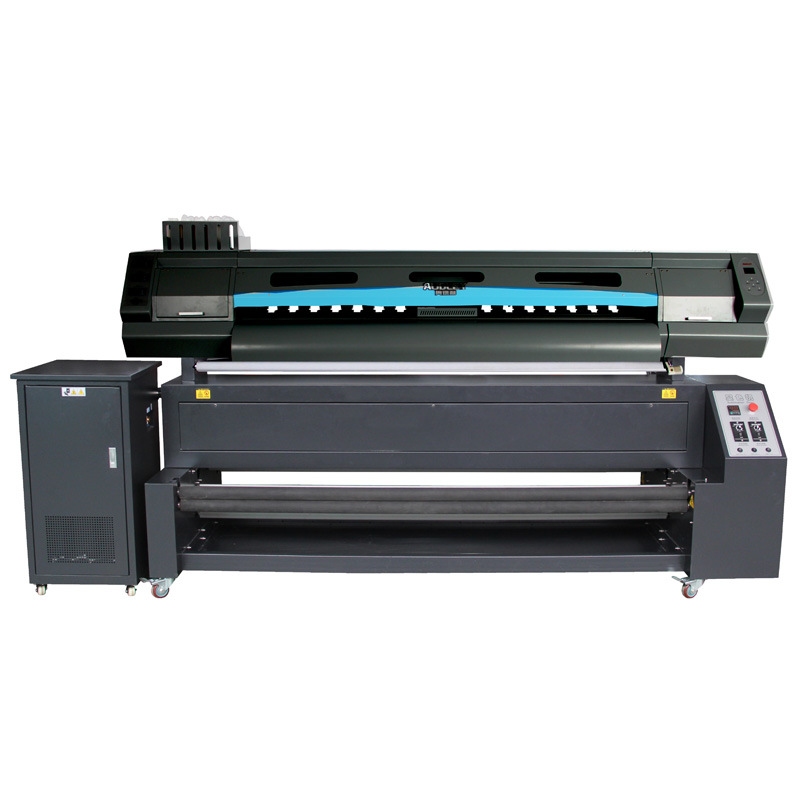 Chinese Factory Wholesale Large Format Textile Digital Sublimation Printing Machine