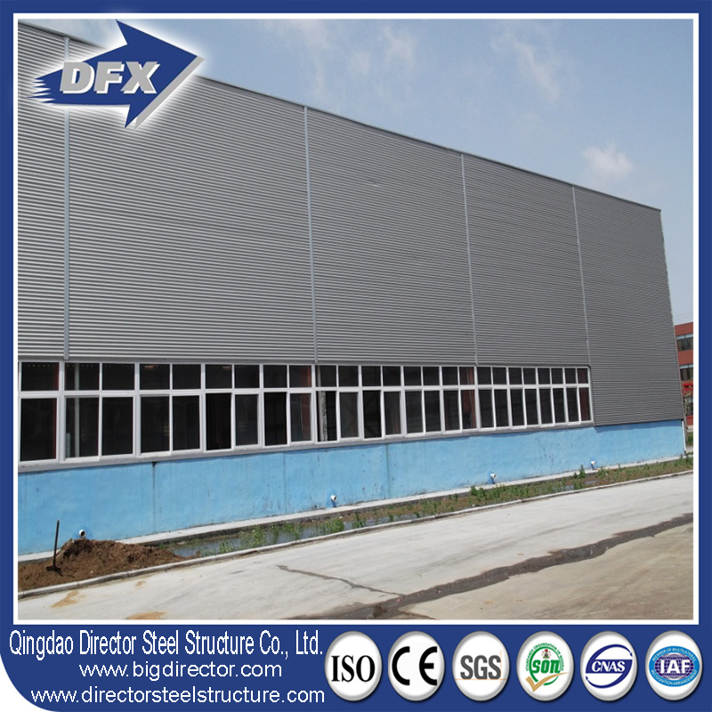 Qingdao Director Fast Construction Steel Structure Building for Warehouse