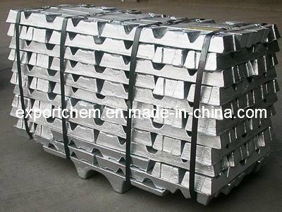 Aluminium Alloy Ingot and Aluminium Ingot 99.7%