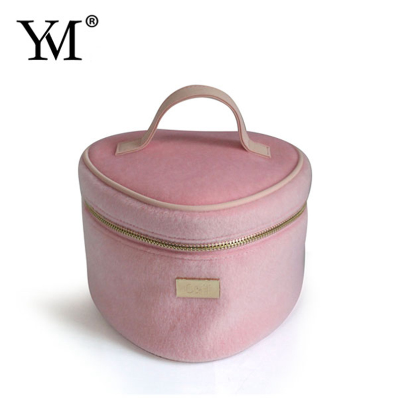 Wholesale Promotional Young Girl Fashion Cosmetic Bag Set