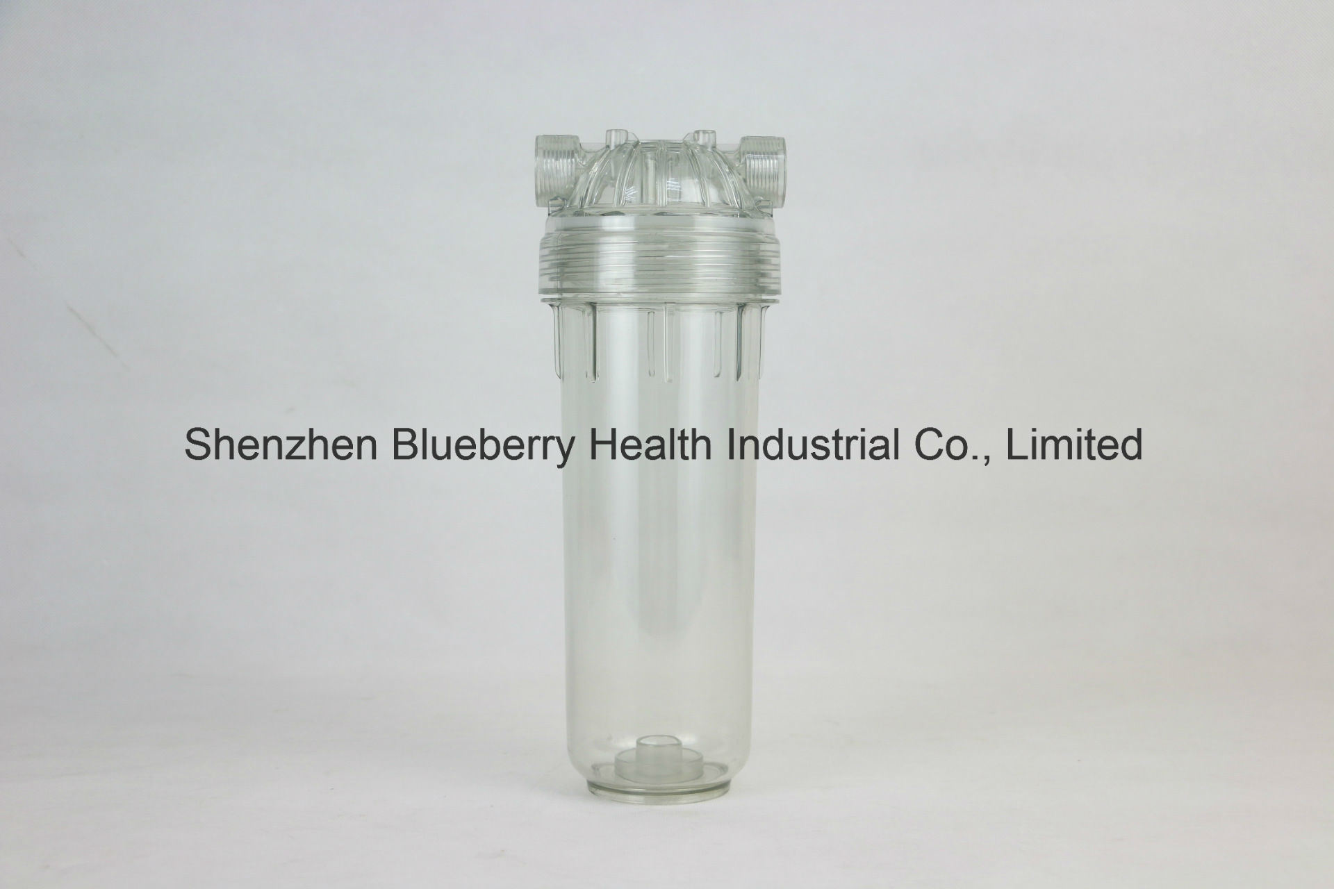 "10"" Water Filter Clear Housing Qy-10h-N"
