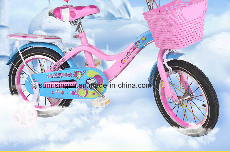 2017 Nice Design Princess Children Bicycle Sr-Kb116g