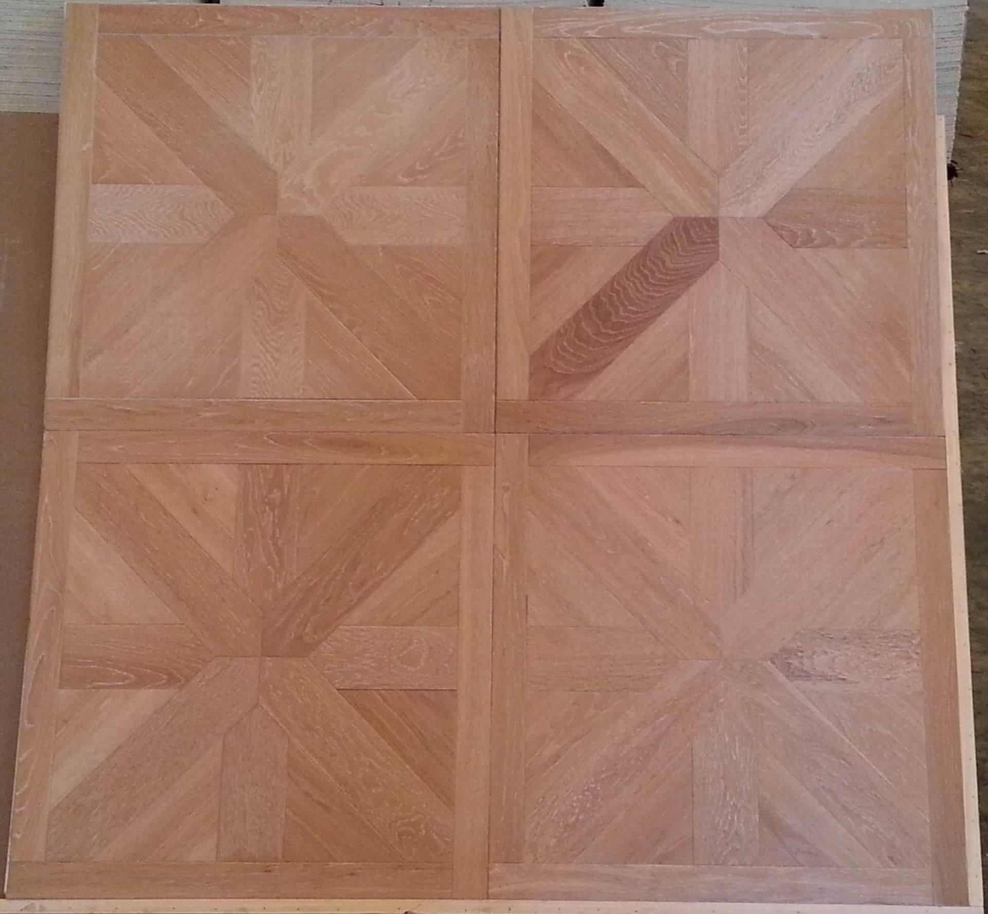 European Oak Parquetry Wood Flooring (A016-2)