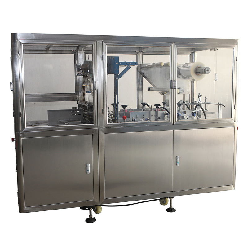 3D Automatic Packing/Wrapping Machine for Pharmaceutical (YC-350B)