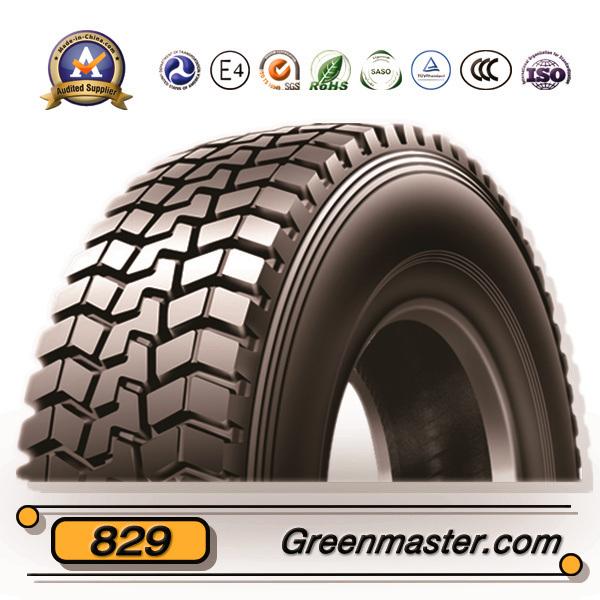 Truck Tire TBR Tyre Neumaticos 295/80r22.5 315/80r22.5
